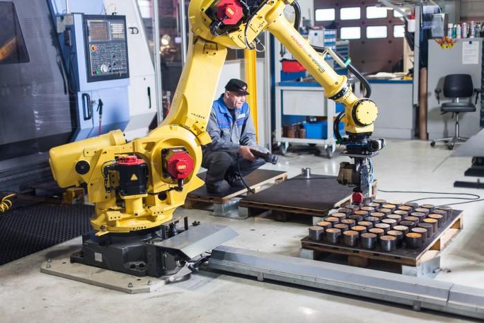 Robotiikka käytössä
