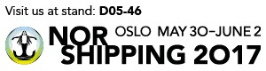 Hydoring Nor-Shipping -messuilla Oslossa 30.5.-2.6.2017