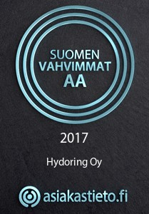 Suomen vahvimmat sertifikaatti