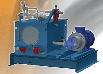 HDK koneikko säiliösarja